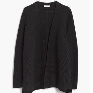 Madewell merino wool cocoon cardigan sweater